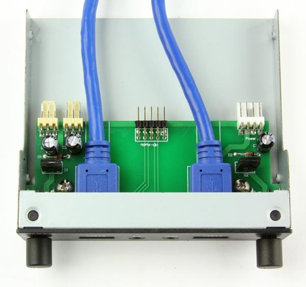 �� ������ Scythe Kaze Station II ������� USB 3.0 ����������� � ������������ �������� �������� ������������ � ��������� ���������