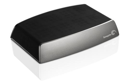 Сетевое устройство Seagate Central для совместного хранения появится в продаже в марте 2013 года