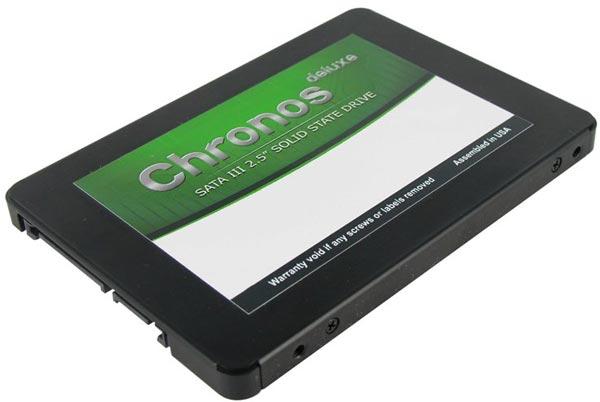 SSD Mushkin Chronos deluxe предназначены для использования в ультрабуках, но старшая модель скорее подойдет для рабочей станции