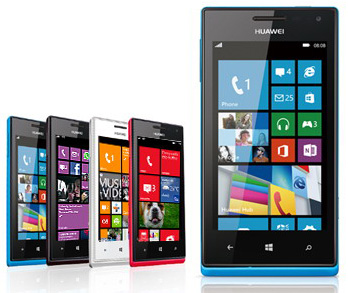 Huawei Ascend W1 - ����� ��������� �������� ��� ����������� Windows Phone 8 � �����������
