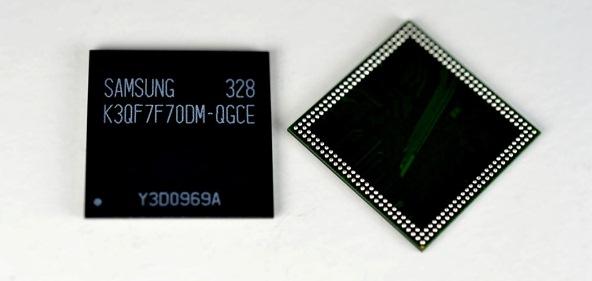 Samsung LPDDR3 4 ГБ