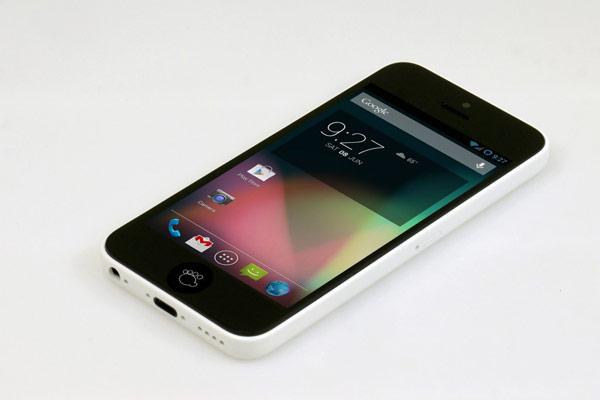 Бюджетному смартфону Apple iPhone достался пластиковый корпус