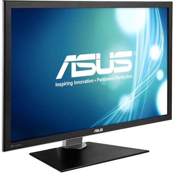 Основой монитора Asus PQ321Q служит панель IGZO разрешением 3840 x 2160 пикселей