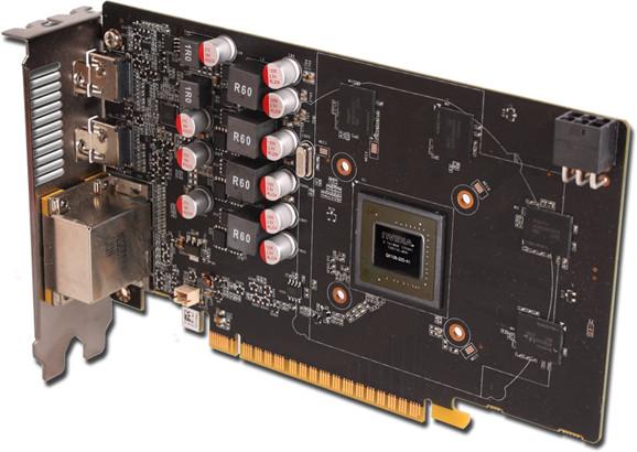 3D-карта Zotac GeForce GTX 650 Ti Destroyer TSI