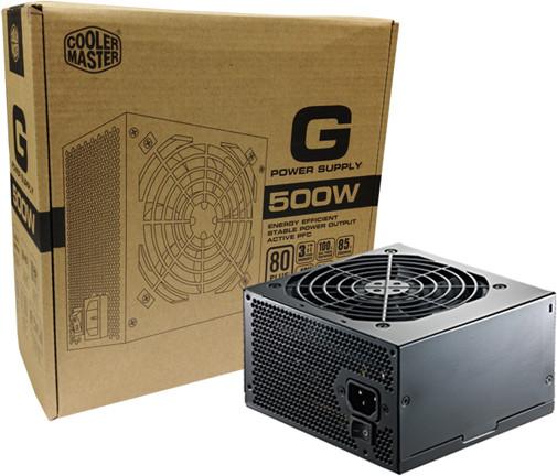 ����� ������� Cooler Master ����� G ����� ���������� 80 Plus Bronze