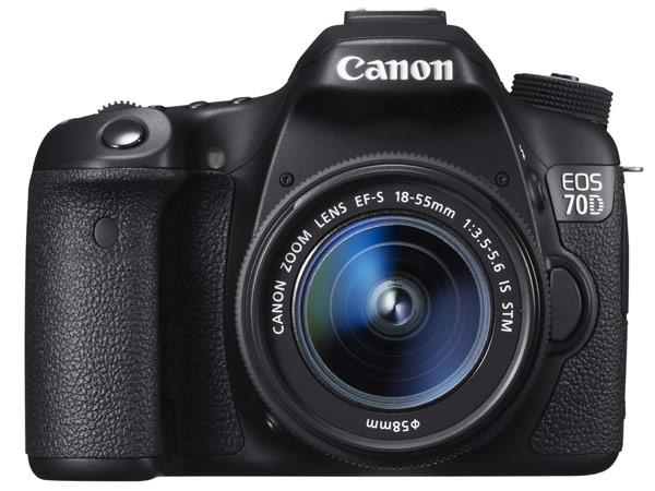 Камера Canon EOS 70D поддерживает серийную съемку со скоростью семь кадров в секунду