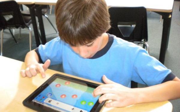 Лос-Анджелес iPad