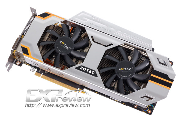 3D-карта Zotac GeForce GTX 770 Extreme Edition