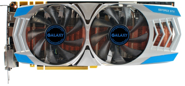 Galaxy GTX 780 Twin Fan