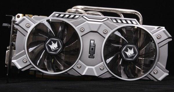 Galaxy GeForce GTX 780 HOF