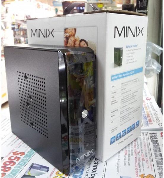 Minix Mini HD PC