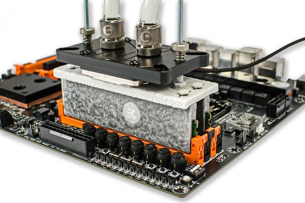 Одновременно объявлено о выпуске обновленной версии испарительной камеры EK-SF3D Triple Point EVO