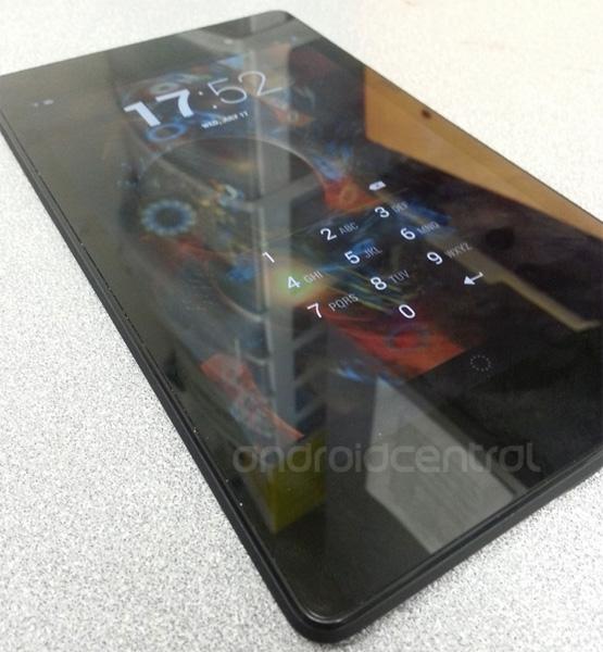 Google Nexus 7 второго поколения