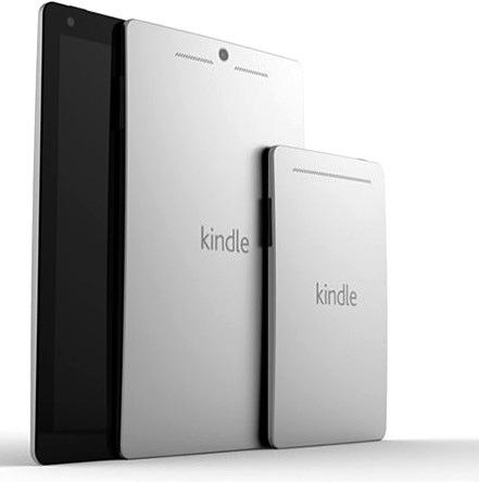 Новые планшеты Amazon SoC Snapdragon 800
