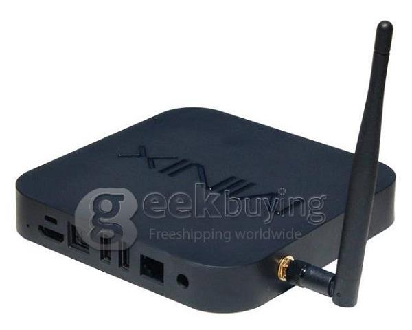 TV-приставка Minix Neo X7