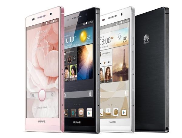 �������� Huawei ��������� ��������� �������� Huawei Ascend P6 Google Play edition