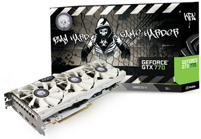 KFA2 GeForce GTX 770 LTD OC