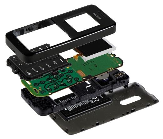 Даже при цене $20 телефон Nokia 105 приносит производителю прибыль