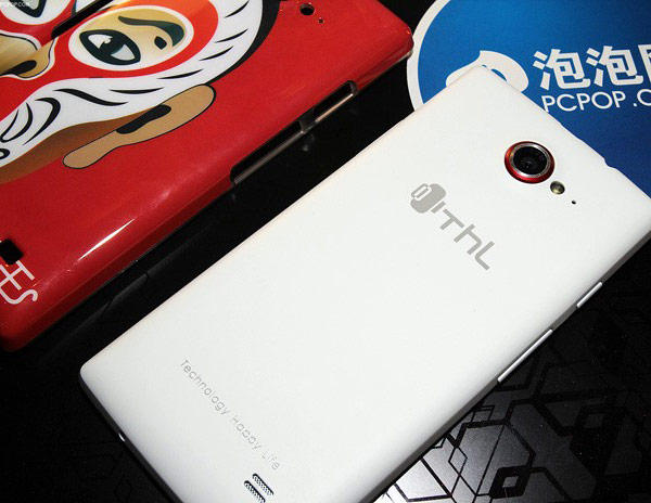 Смартфон THL W11 Monkey King построен на однокристальной системе MT6589