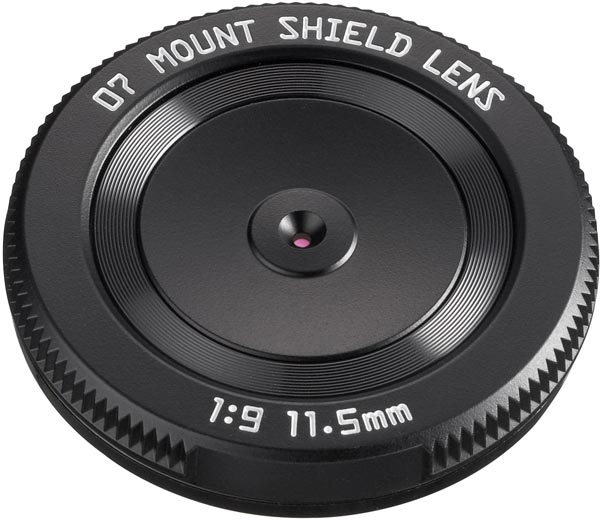 �������� Pentax-07 Mount Shield Lens � ��������� ���������� ��� ��������� ������������� � ����� �����