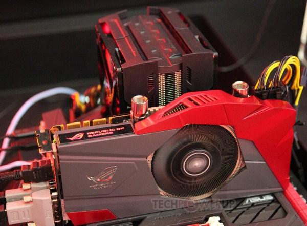 Asus GeForce GTX 770 Poseidon