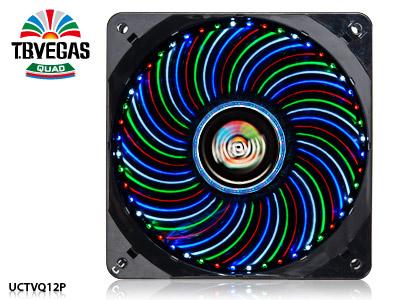 � ��������� ����������� Enermax T.B.Vegas Quad ������������ 48 �����������