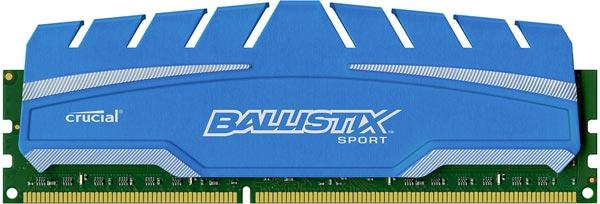 На модули Crucial Ballistix Sport XT распространяется действие пожизненной гарантии