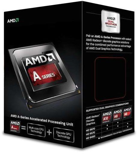 Официально представлены настольные APU AMD серии Elite A (Richland)