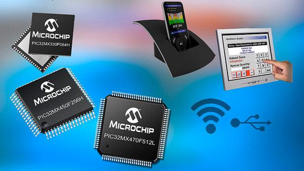 ������������������ ����������������� Microchip PIC32MX3/4 �������� ��������� � 105 DMIPS