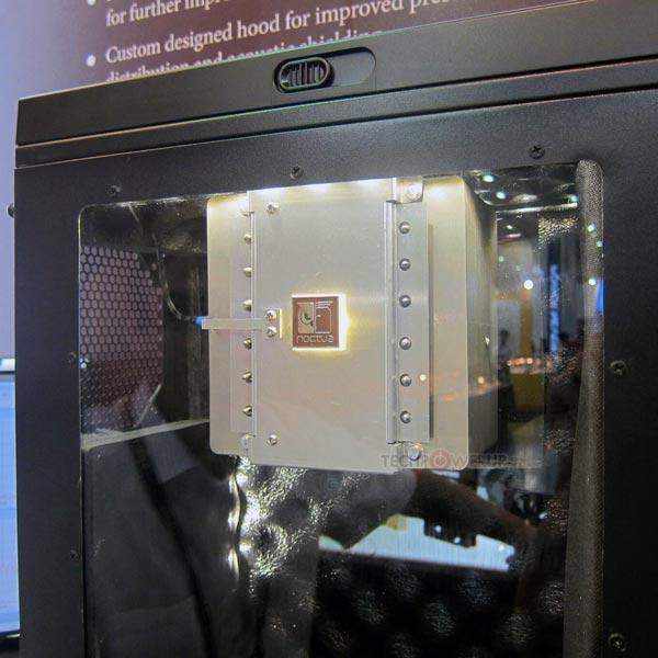 У Noctua готов прототип процессорного охладителя с активным шумоподавлением