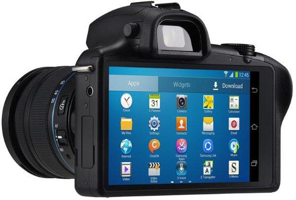 Среди особенностей камеры Samsung Galaxy NX можно выделить функцию Photo Suggest