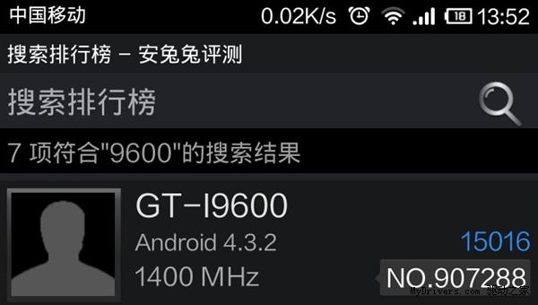 ���������� ���������� GT-I9600, ��������, �������� ���������� ������� �������� Samsung Galaxy S4