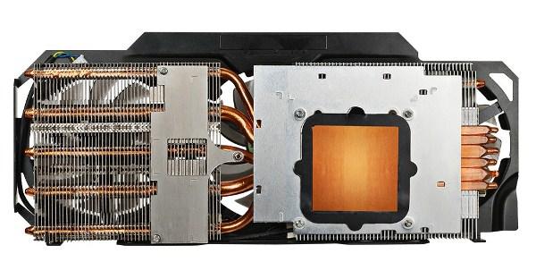 Gigabyte GTX Titan WindForce 3X 450W