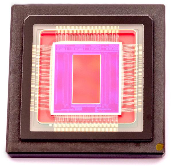 Датчик изображения 4K2K, созданный специалистами Imec и Panasonic, предназначен для телевидения следующего поколения
