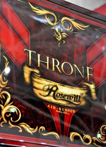 Корпус Rosewill Throne Air Runner относится к категории Full Tower