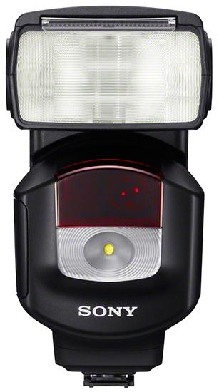 Внешняя вспышка Sony HVL-F43M совместима с фотокамерами и видеокамерами Sony, оснащенными креплением Multi Interface Shoe