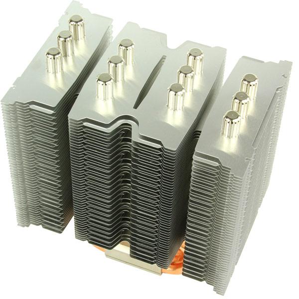 Начались продажи процессорных кулеров Scythe Mugen 4