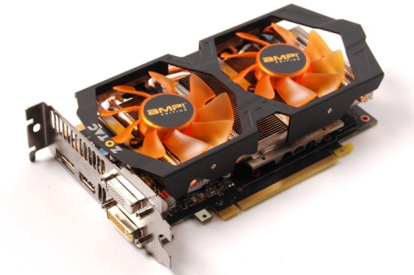 Zotac GeForce GTX 760 AMP! Edition