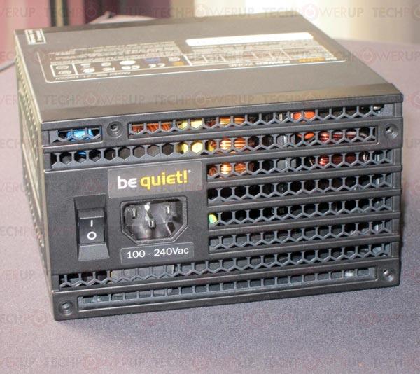 Блоки питания серии be quiet! Power Zone имеют сертификат 80 Plus Bronze