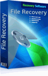 RS File Recovery Box-art
