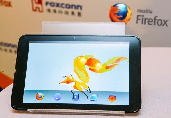 Mozilla подтвердила сотрудничество с Foxconn в выпуске устройств с Firefox OS