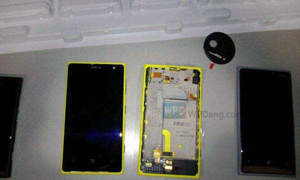 Смартфон Nokia EOS будет иметь пластмассовый корпус
