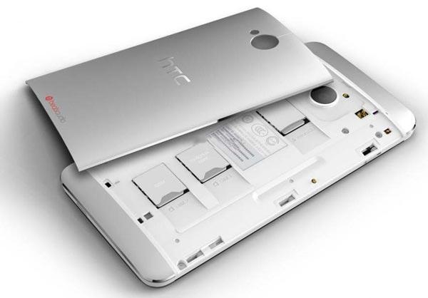 �������� HTC One Dual Sim ������������ ��� �������� ����� SIM