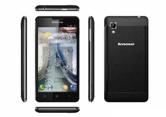 Смартфон Lenovo ideaPhone P780
