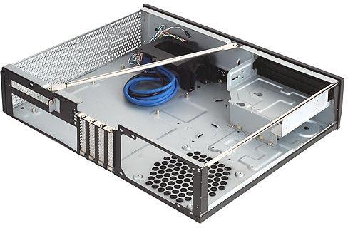 Рекомендуемая розничная цена корпуса для ПК Milo ML04 HTPC — $85