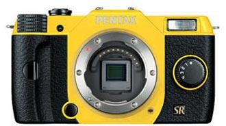 Анонс беззеркальной камеры Pentax Q7 ожидается на этой неделе