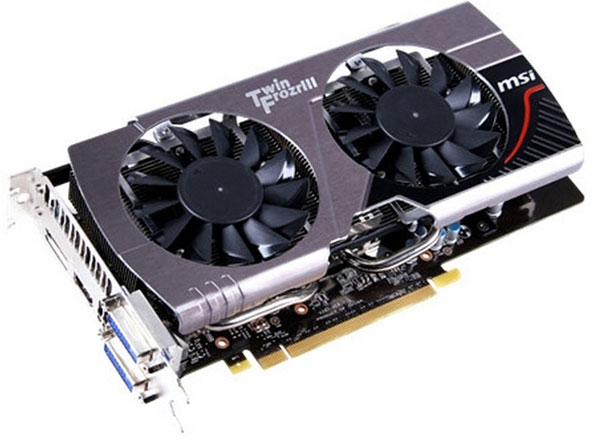 Выход Nvidia GeForce GTX 650 Ti Boost ожидается до конца месяца