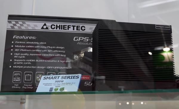 ����� ������� Chieftec