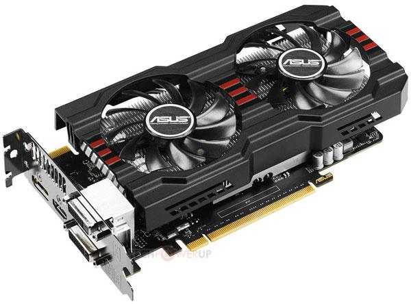 ���� �� ���� ������� Asus GeForce GTX 650 Ti Boost DirectCU II ��������� � ��������� ��������