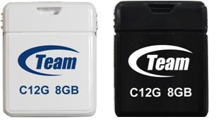 Накопители Team Group C12F и C12G оснащены архаичным интерфейсом USB 2.0